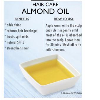 Organic Beauty Lab Almond Oil 50ml - 3