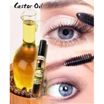Organic Beauty Lab Castor Oil 10ml