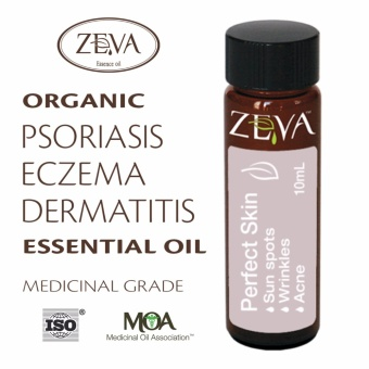 Organic Psoriasis, Eczema, Dermatitis Essential Oil, MedicinalGrade, ISO Certified Pure Oil, 10ML