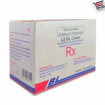 Orginal Ketoconazole Anti Allergies LS BL Cream 10g x 20 Medium Box Price Philippines