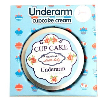 Original Little Baby Cupcake Underarm Whitening Cream 50 ml Price Philippines