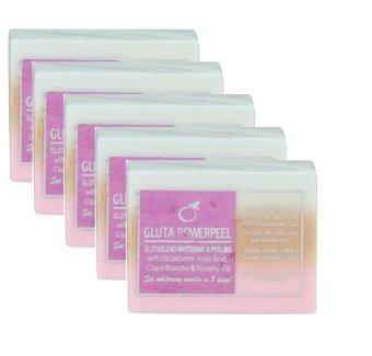 Origins Powerpeel Soap 115g Set of 5