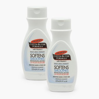 Palmer's Cocoa Butter Formula Daily Skin Therapy Body Lotion 250 mL (Set of 2)