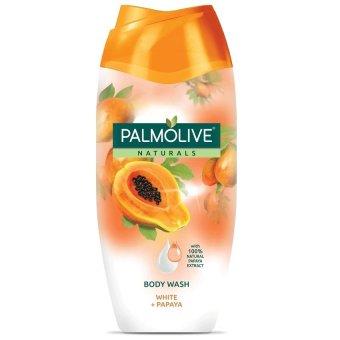 Palmolive Naturals Body Wash WHITE + PAPAYA 200ml