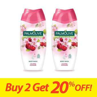 Palmolive Naturals Calming Pleasure Body Wash (moisturized skin) 200ml - Save up to 25%