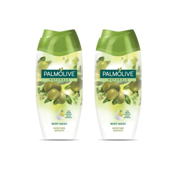 Palmolive Naturals Moisture Smooth Body Wash (smooth skin) 200ml - Save up to 25%