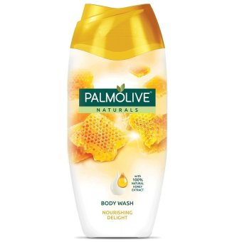 Palmolive Naturals Nourishing Delight Body Wash (soft skin) 200ml