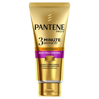 Pantene 3 Minute Miracle Intensive Hair Fall Control Conditioner 70ml Price Philippines