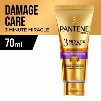 Pantene 3 Minute Miracle Intensive Total Damage Care Conditioner 70ml Price Philippines
