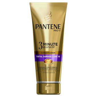Pantene 3Minute Miracle Conditioner Total Damage Care Price Philippines