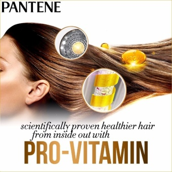 Pantene Hair Fall Control Shampoo 70ml - 3