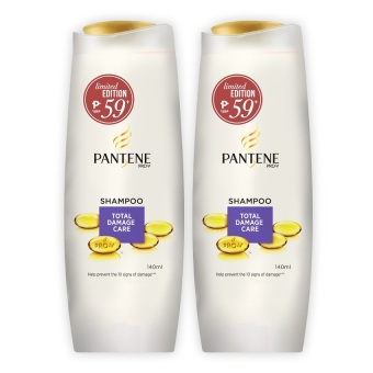 Pantene Total Damage Care Shampoo 140ml Buy 2 Save P118 Price Philippines
