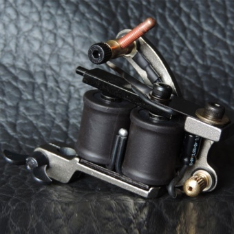Panther Xhj008a 10 Coil Shader Tattoo Machine Black Intl Price Source Panther XHJ003B .