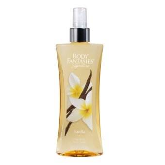PARFUMS de COEUR Body Fantasies Signature Vanilla Body Spray forWomen 236ml