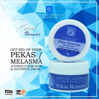Pekas Remover Cream by. Crystal Infinity