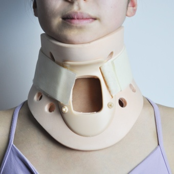 Philadelphia Cervical Collar Neck Brace Support Trachea OpeningBack and Neck Pediatric Neck Collar Relax Pain Relief - intl Price Philippines
