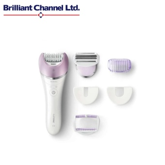 Philips BRE630 Satinelle Advanced Wet & Dry Epilator - intl