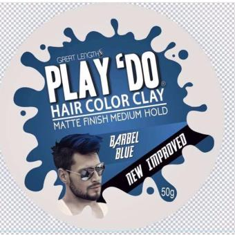 Play 'Do Hair Color Clay Barbel Blue ( New Improved ) Price Philippines