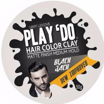 Play 'Do Hair Color Clay Black Jack ( New Improved ) Price Philippines