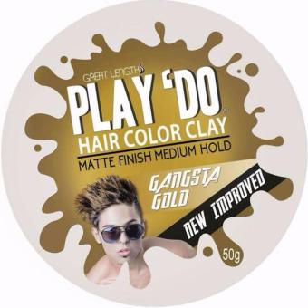 Play 'Do Hair Color Clay Gangsta Gold ( New Improved ) Price Philippines