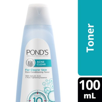 PONDS ACNE CLEAR TONER 100ML