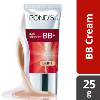 POND'S AGE MIRACLE BB CREAM LIGHT 25G .