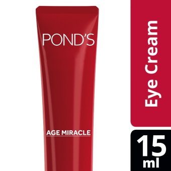 POND'S AGE MIRACLE EYE CREAM 15ML .