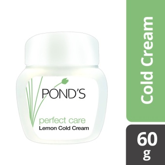 POND'S PERFECT CARE COLD CREAM LEMON 60ml.