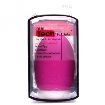 Pop Art Beauty Real Techniques Brush Egg (Fuschia Pink)(01427) Price Philippines