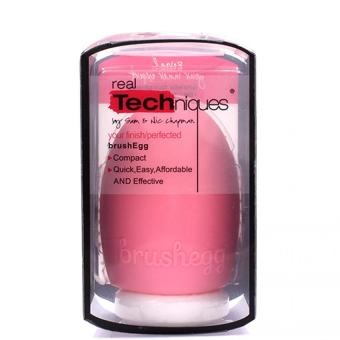 Pop Art Beauty Real Techniques Brush Egg (Rose Pink)(01427) Price Philippines