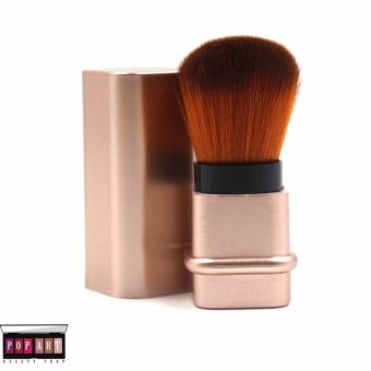 Pop Art Kabuki Single Make up Brush (Rose Gold)