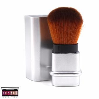 Pop Art Kabuki Single Make up Brush (Silver)