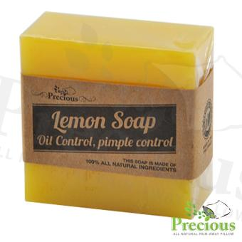 Precious Pad Nature's Lemon Spa Soap Herbal - Oil Control/ PimpleControl Price Philippines