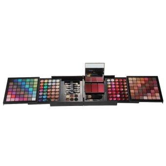 Pro 177 Color Eyeshadow Palette Blush Lip Gloss Makeup Beauty Cosmetic Set Kit - 2