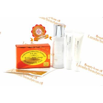 Professional Skin Care Formula by Dr. Alvin Rejuvenating Set
