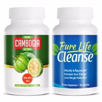 Pure Cambogia Ultra And Pure Life Cleanse ( Best Seller) Price Philippines
