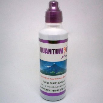 Quantumin Plus Food Suppliment 60ml (1200 drops)