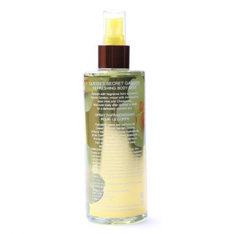 Queen's Secret Midnight Mimosa Body Mist 250ml - picture 2