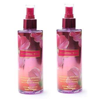 Queen's Secret Romantic Wish Body Mist for Women 250ml Set of 2