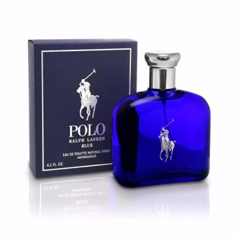 Ralph Lauren Polo Blue Eau De Toilette for Men 125ml