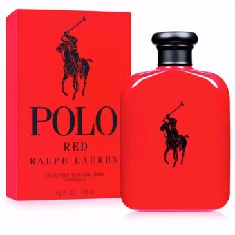 Ralph Lauren Polo Red Eau De Toilette For Men 125ml