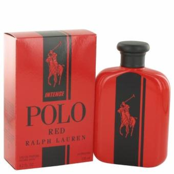 Ralph Lauren Polo Red Intense Eau De Parfum Perfume for Men 125ml(US TESTER) Price Philippines