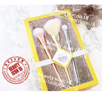 Real Techniques Bold Metals Collection Exclusive Brush + Bonus EyeBrush Price Philippines