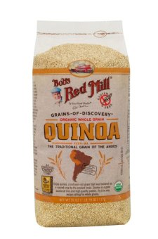 Red Mill Quinoa Fibre Organic Grain Pack of 26oz