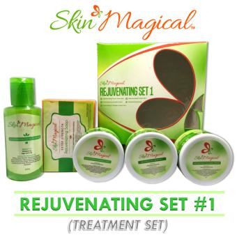 Rejuvenating Set #1 by Skin Magical (New Packaging)
