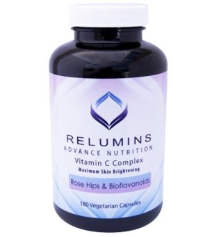 Relumins Advance Nutrition Vitamin C Max Skin Whitening Complex 180Capsules Price Philippines