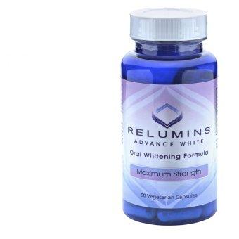 Relumins Advance White Oral Whitening 800mg Vegetarian Capsules