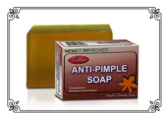 Renew Anti-Pimple Soap 135g Set of 12 Price Philippines