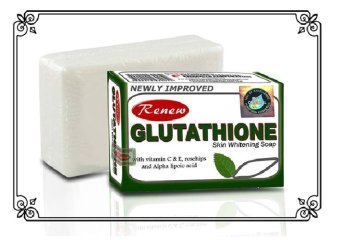 Renew Glutathione Soap 135g Set of 8
