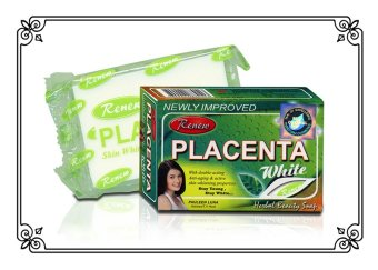 Renew Placenta Soap White 135g Set of 10